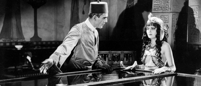 Horror Is Universal The Mummy 1932 Himrich Hall Not knowing she unleashed a mummy high priest. horror is universal the mummy 1932